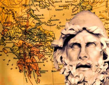 O período helenístico foi marcado pelo contato da cultura grega com outras civilizações.