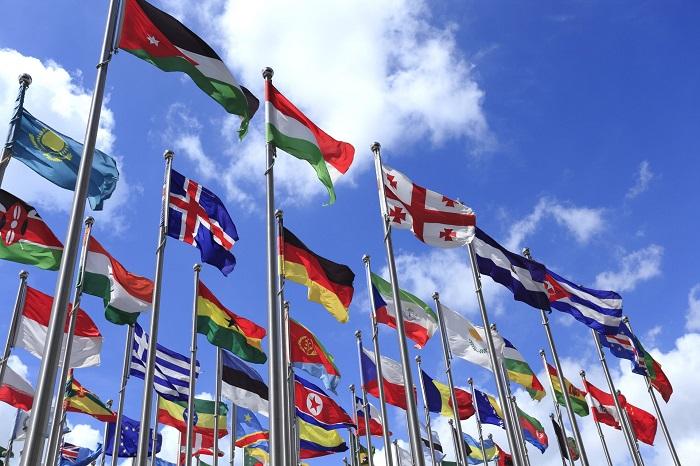 Nações, Estados, países e territórios nem sempre se equivalem