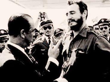 JK e Fidel: uma relação delicada frente ao contexto político de uma época.