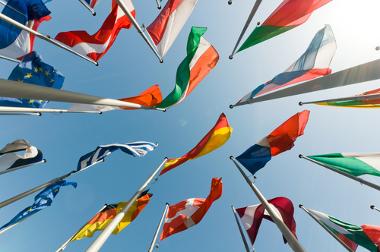 As bandeiras são símbolos da autoridade dos Estados sobre os seus territórios