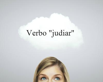 "O verbo ""judiar"", corriqueiro na modalidade oral, costuma ser alvo de polêmicas entre os gramáticos"