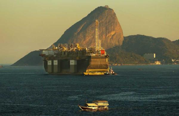 O pré-sal encontrado no Brasil fez com que o país despontasse entre os maiores produtores de petróleo do mundo.*