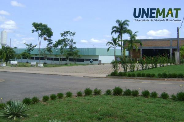 Campus Alta Floresta/ Crédito da Foto: Divulgação Unemat