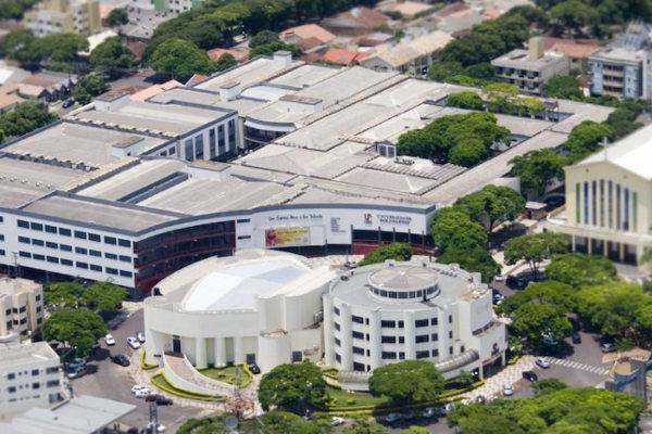 Campus Umuarama da Unipar / Crédito da Foto: Divulgação Unipar