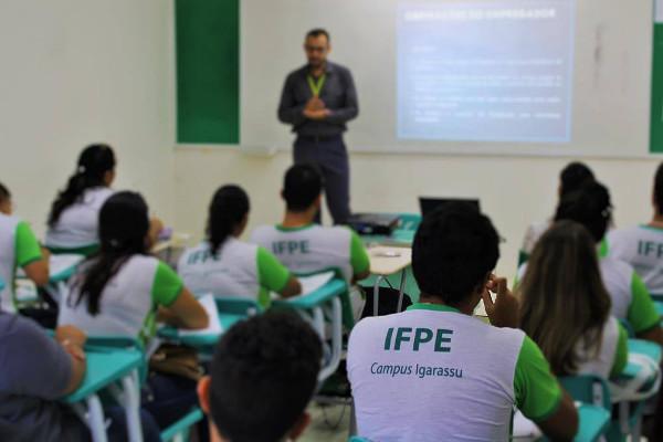 Foto: Divulgação IFPE