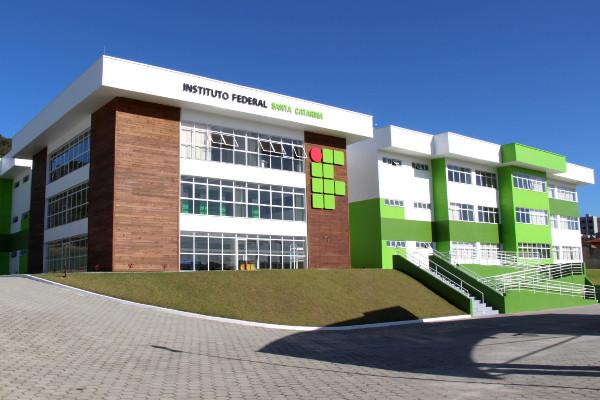 Campus Palhoça/Crédito: divulgação IFSC