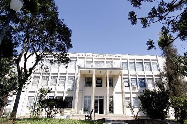 Universidade Estadual de Ponta Grossa (UEPG), no Paraná