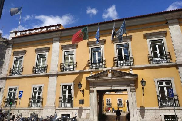 Crédito: divulgação Universidade Autônoma de Lisboa