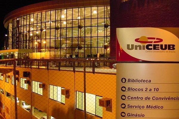 Crédito da Foto: UniCEUB/Divulgação