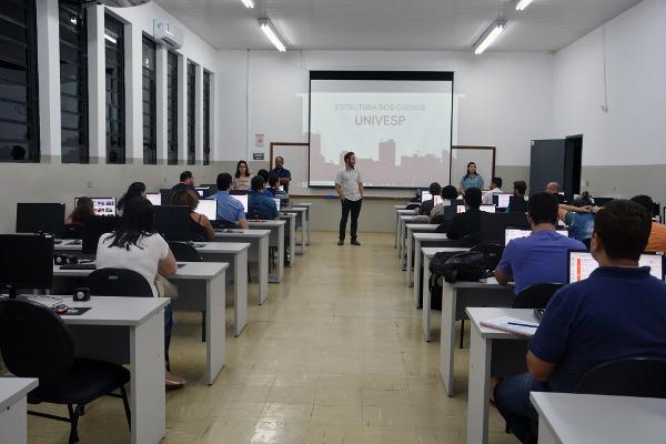 Crédito imagem: Univesp Presidentes Prudente / Facebook - Divulgação