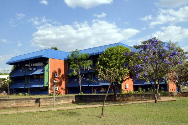 Santa Mônica é o campus-sede da UFU/ Crédito: Milton Santos