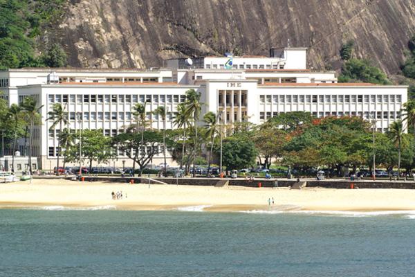 Instituto Militar de Engenharia (IME), no Rio de Janeiro