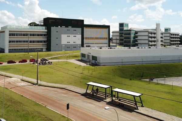 Campus de Chapecó da UFFS / Crédito da Foto: Tadeu Salgado e Cléber Tobias/UFFS