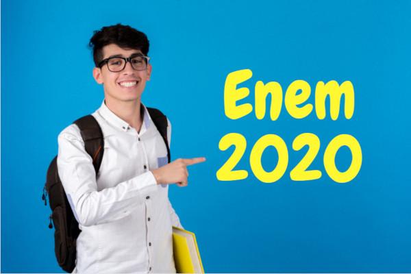 Novos editais do Enem 2020 são publicados com alterações divulgadas
