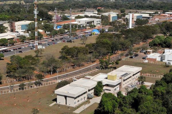 Maioria dos cursos da UFG são ministrados no campus Samambaia, em Goiânia. Crédito: SECOM UFG