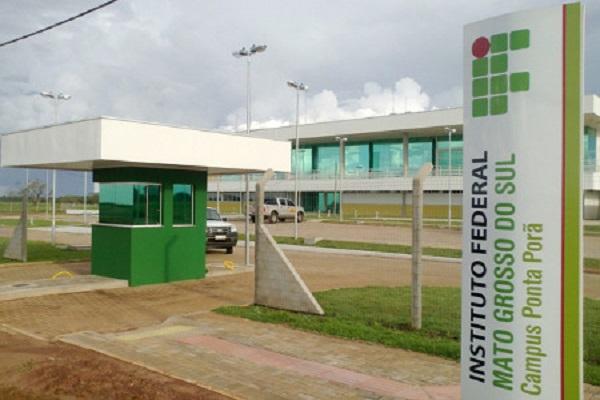 Campus do IFMT de Ponta Porã