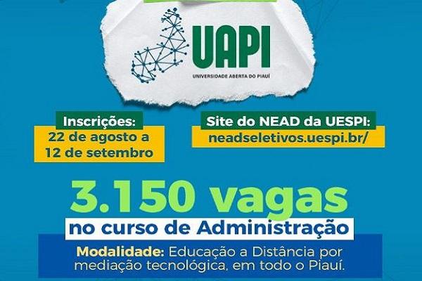 Universidade Aberta do Piauí (UAPI)