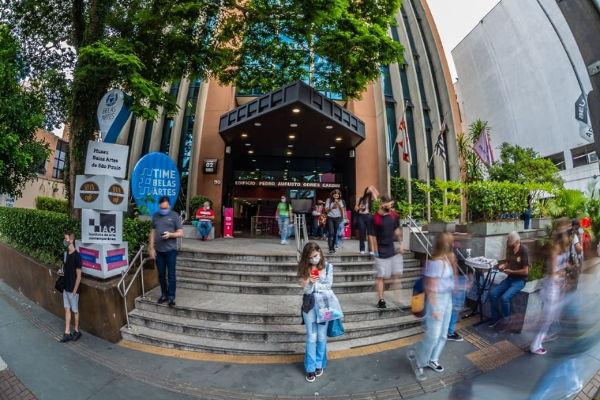 Centro Universitário Belas Artes, em São Paulo