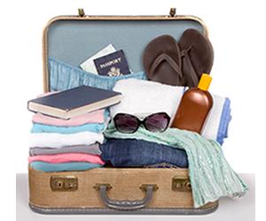 Saber priorizar o que deve ter na bagagem do intercambista facilitará muito todo o trâmite da viagem