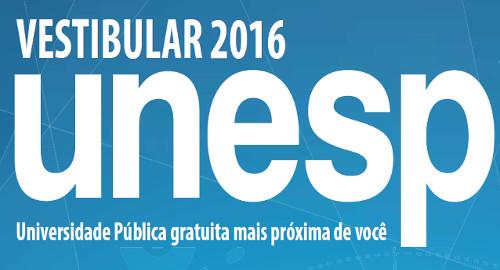 Correção Comentada Unesp 2016 (1ª fase)