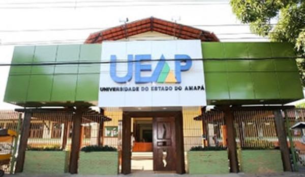 Fachada da Universidade do Estado do Amapá (UEAP)
