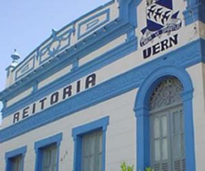 """A UERN tem como slogan """"Liberdade Pela Força do Espírito"""""""
