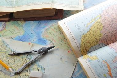 A leitura dos mapas é de fundamental importância para o Enem
