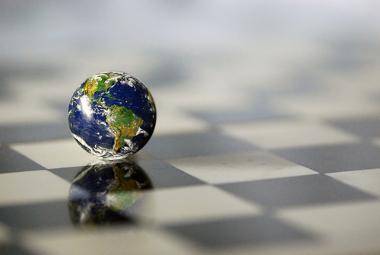 A ordem mundial envolve estratégias políticas internacionais
