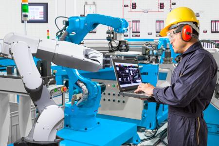 A robótica é uma das possibilidades de atuação do Engenheiro Mecatrônico