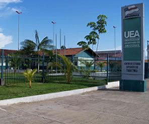 A UEA é uma instituição pública estadual vinculada ao governo do estado do Amazonas