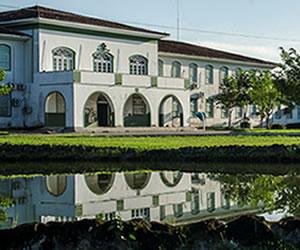 A UFRA está presente nas cidades de Belém, Capitão Poço, Paragominas e Paraupebas