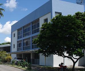 A UFRPE está presente nos municípios de Recife, Garanhuns e Serra Talhada