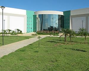 A UFT está presente em outras cidades do estado além da capital Palmas