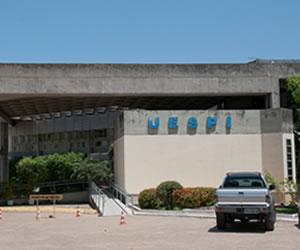 Além do campus sede em Teresina, a UESPI possui mais 17 campi espalhados pelo estado do Piauí