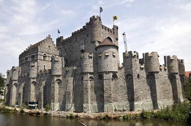 As fortalezas das cidades medievais possuíam, inicialmente, um caráter essencialmente defensivo