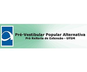 Aulas do Pré-Vestibular Alternativa são ministradas no período noturno