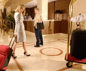 Boa localização e instalações modernas são diferenciais do Hotel