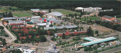 Campus Criciúma da Unesc