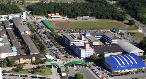Campus em Joinville