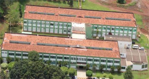 Campus em Rio Verde
