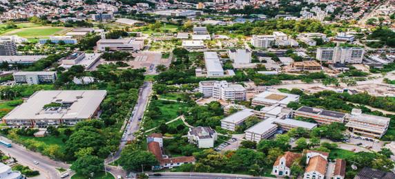 Campus de Florianópolis da UFSC