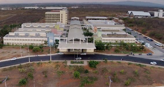Campus de Juazeiro do Norte da UFCA / Créditos: Gabriel Souza e Carlos Shallom