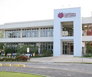 Católica de Santa Catarina é constituída por três unidades educacionais