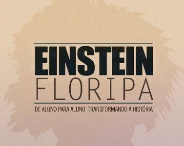 Einstein Floripa foi criado por estudantes da UFSC