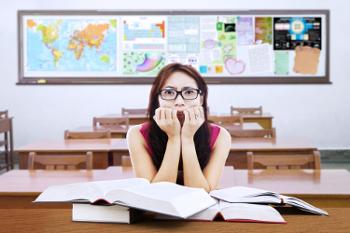 Ficar ansioso é comum antes de fazer o Enem