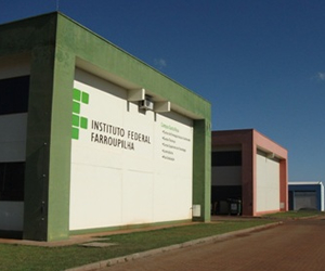 IF Farroupilha está localizado em Santa Maria, 5º município mais populoso do Estado