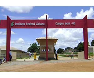 IF Goiano conta com unidades educacionais em Ceres, Iporá, Morrinhos, Rio Verde e Urutaí