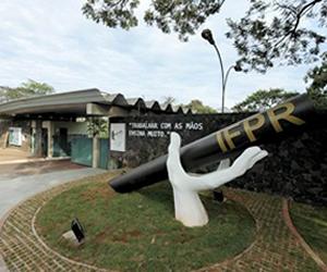 IFPR surgiu em decorrência da Escola Técnica da UFPR