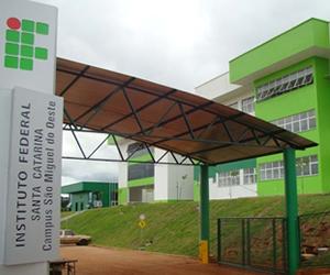IFSC obteve o título de Instituto Federal em 2008
