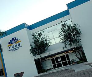 Infraestrutura da FURB é composta por seis unidades educacionais